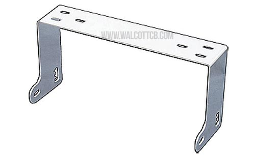 Roadworks - 11069 - Stainless Steel Radio Bracket (Extended)