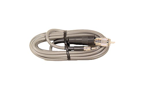 128XMOTO29 - RG8X 12ft PL259 & Motorola (AM/FM) Connectors