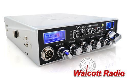 Cobra 29 Ltd Chr Cobra 29 Ltd Chrome Cb Radio