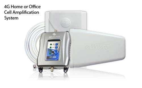 Wilson Electronics 460103 4G Cell Phone Amplifier System for Entire Home or Office