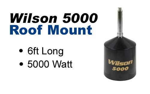 Wilson 5000 Roof Mount Antenna 200154B 880-200154B