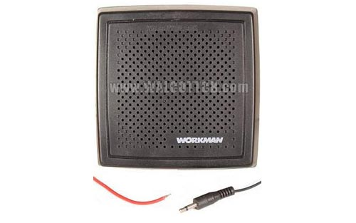 Workman 715 Amplified External Speaker