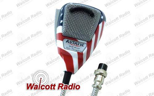 Astatic 636l Mic Noise Cancelling Cb Radio Microphone. Astatic 636lflag Noise Canceling Cb Radio Microphone. Wiring. Hr2510 Radio Cb Mic Wiring At Scoala.co