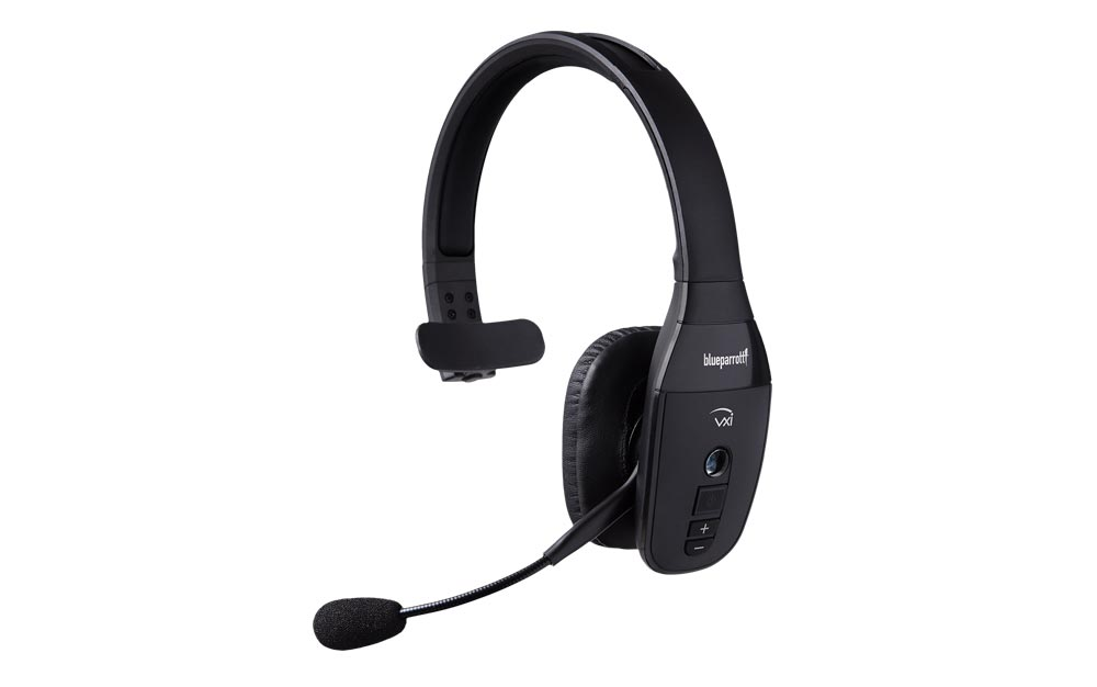 88e84124a57 VXi BlueParrott B450-XT Bluetooth Headset with A2DP and extreme comfort for  long use