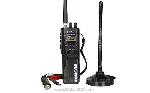 CB Radio Handheld Guide