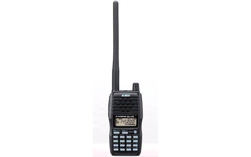 Alinco DJ175T 2 Meter 144 - 148 MHz Handheld Ham Radio