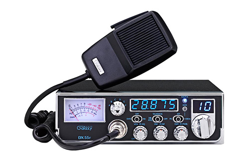 Galaxy DX55F Compact 10 Meter Radio