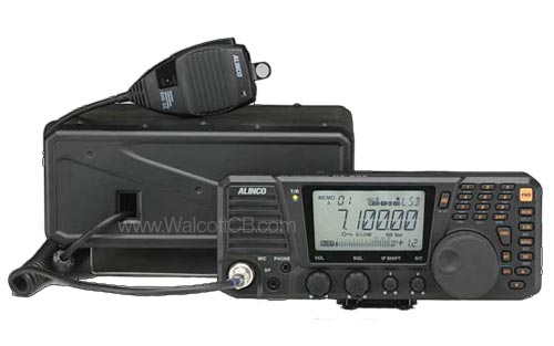 Alinco DX-SR8T 1.9~29MHz SSB/CW/AM/FM All-mode Transceiver
