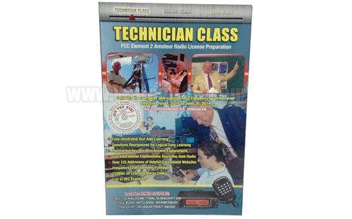 Gordon West Technician Class Amateur License Book 2010-2014