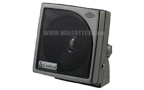 Cobra Hgs500 External Noise Canceling Amp Talk Back Speaker
