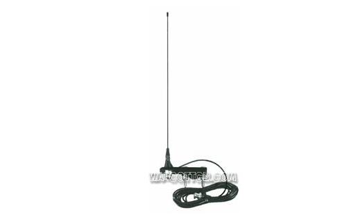 JBC290MMBN Mirror Mount Scanner Radio Antenna Kit