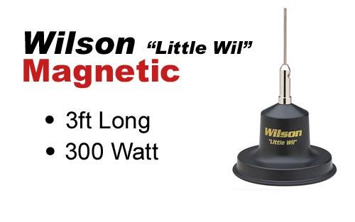 WILSON ANTENNAS 305752 Flat Mount for Magnetic Mount Antennas