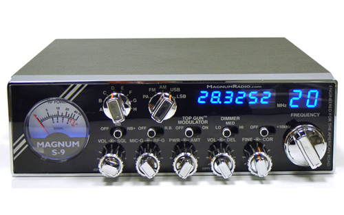 Magnum S9 10 Meter Radio W Single Side Band
