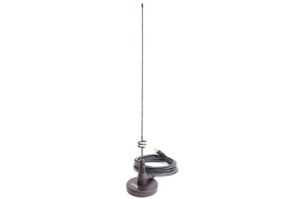 Diamond MR77 Dual Band Magnetic Antenna With PL-259 Conn