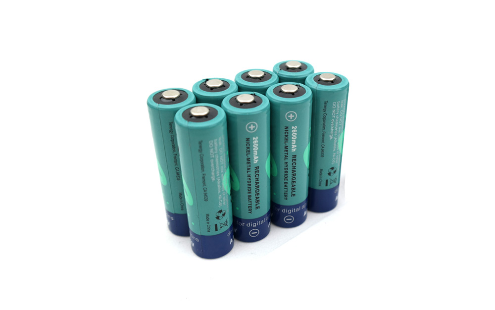 NIMHPACK8 NiMH AA Battery 8 Pack for Midland Handheld