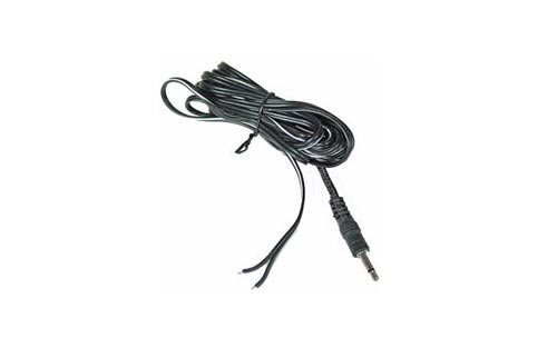 speaker wire 8ft long with 3 5mm plug 3 wire aux cable wiring diagram essager aux cable speaker wire 3 5mm