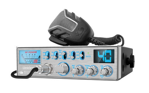 Uniden PC787 40 Channel CB Radio with NOAA Weather