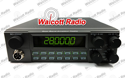 Ranger RCI2950DX-3 10-12 Meter Radio Single Sideband (USB/LSB/CW)