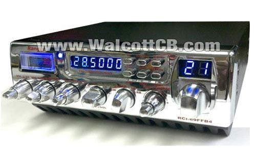 Ranger Rci69ffb4 400 Watts Modulation Ssb 10 Meter Radio