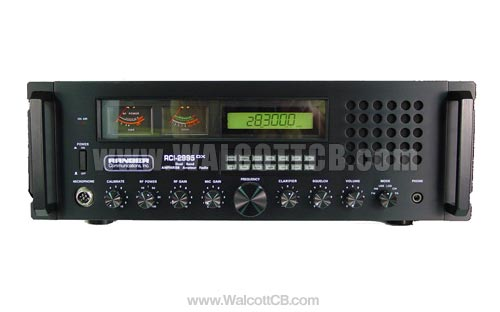 Ranger RCI2995DX 10-12 Meter Amateur Base Station Radio