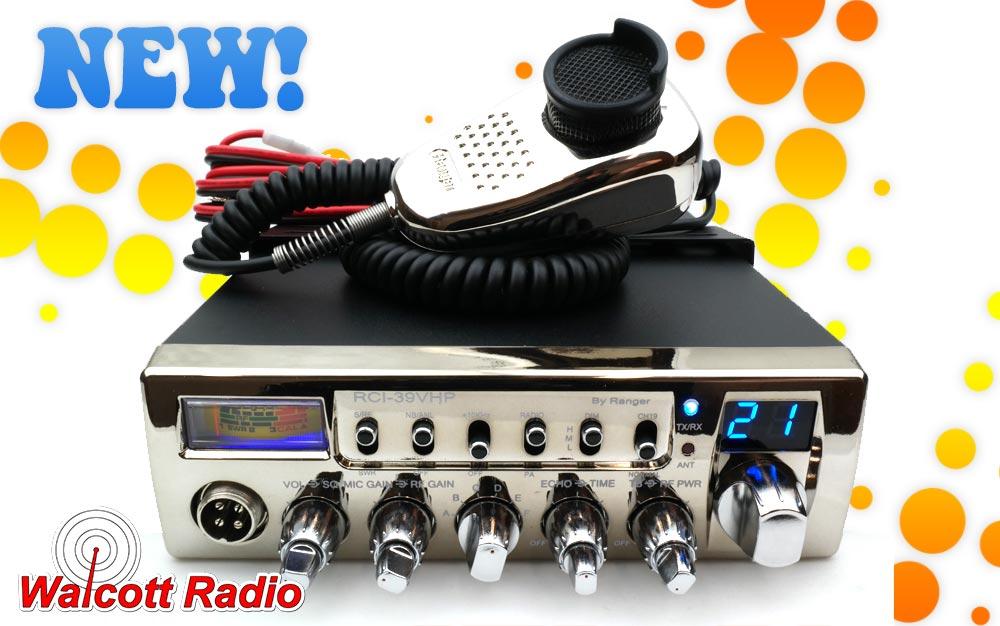 Ranger Rci 39vhp 10 Meter Radio For Sale Walcott Radio