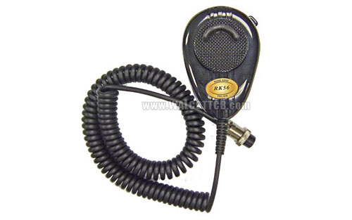 telex turner road king 56 mic noise cancelling cb radio mic AKG Microphone Wiring Diagram road king rk56b noise canceling microphone