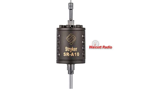 <b>Complete Your Stryker Installation With This Matched Antenna.</b> High performance, durable good looking antenna for most semi truck installations.