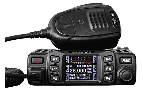 Stryker Sr94 Hpc Pact 10 Meter Amateur Radiorhwalcottradio: Small Cb Radio At Elf-jo.com