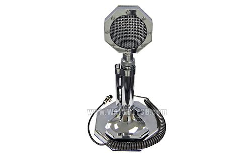 Home Cb Microphone Astatic D104m6b Dx1 Power Cb Microphone