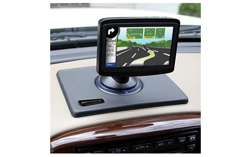 Bracketron Nav-Mat II Portable Dash Mount
