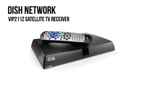 Dish Satellite TV Receiver VIP211Z Pay-As-You-Go