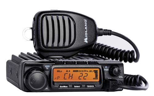 Midland GMRS Mobile Radio | Midland Two-Way Radios