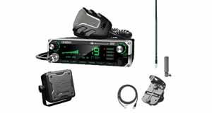 Complete CB Radio Systems