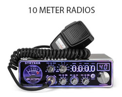 CB Radios / 10 Meter Radios category