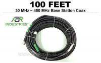 100 25400F-PL-100 ABR Industries 400UF type 25400F Coax Cable