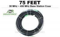 75 25400F-PL-75 ABR Industries 400UF type 25400F Coax Cable
