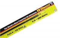 FLEX4 4ft Wilson Flexible Fiberglass Antenna