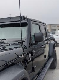 2019+ Jeep Gladiator Antenna Kit