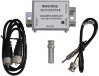 IMCB AM FM to CB Antenna Splitter - Allows your Stereo Antenna to Work With Your CB