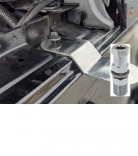 2019+ Jeep Gladiator Antenna Mount W Stud