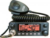 President Johnny III 12/24 Volt 40 Channel CB Radio