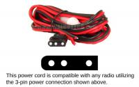 CB3A Power Cord - Most Common