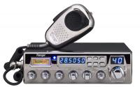 Ranger RCI-69VHP 10 Meter Radio w Single SideBand and Chrome Case