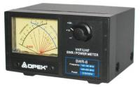 Opek Technologies SWR-8L SWR and Power Meter for VHF and UHF