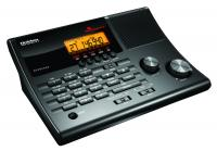 Uniden BC365CRS Scanner with FM Radio Alarm Clock and Weather