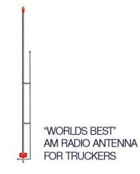 DX1600 - AM / FM Antenna Excellent Receive on AM!