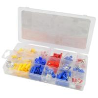 160 Piece Wire Terminal Assortment Package