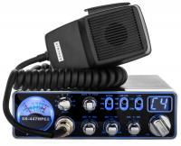 Stryker SR-447HPC2 Compact 10 Meter Radio with Multi-Color Faceplate Echo and Talkback