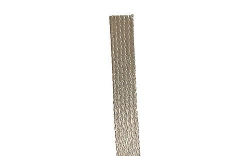 1/2 Ground Strap - sold per foot - tinned copper
