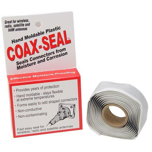 104 - Moldable Plastic Coax Seal Tape (Excellent Sealer)